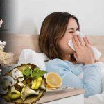 mantar ve grip